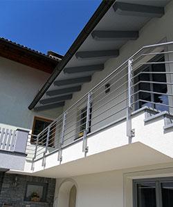 Balkongelander Und Balkone Idl Metallbau